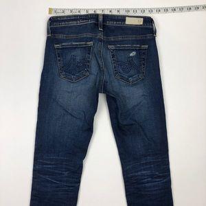 Ag Adriano Goldschmied Jeans - AG Adriano Goldschmied Stilt Rollup Jean